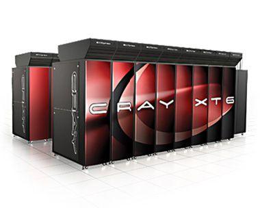 Cray anuncia novedades en la serie XT de supercomputadores