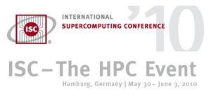 Englobe participa en la Conferencia Internacional de Supercomputación (International Supercomputing Conference – ISC).